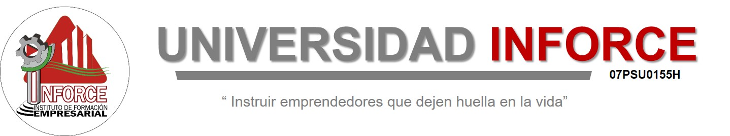 Universidad INFORCE / Instituto de Formación Empresarial